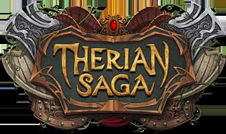 Therian Saga - Крафтим прямо в браузере.